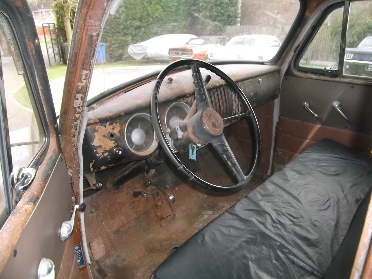1954 Chevy Pick Up Truck, 305 V8, Automatic, Rat Rod SOLD (picture 6 of 6)