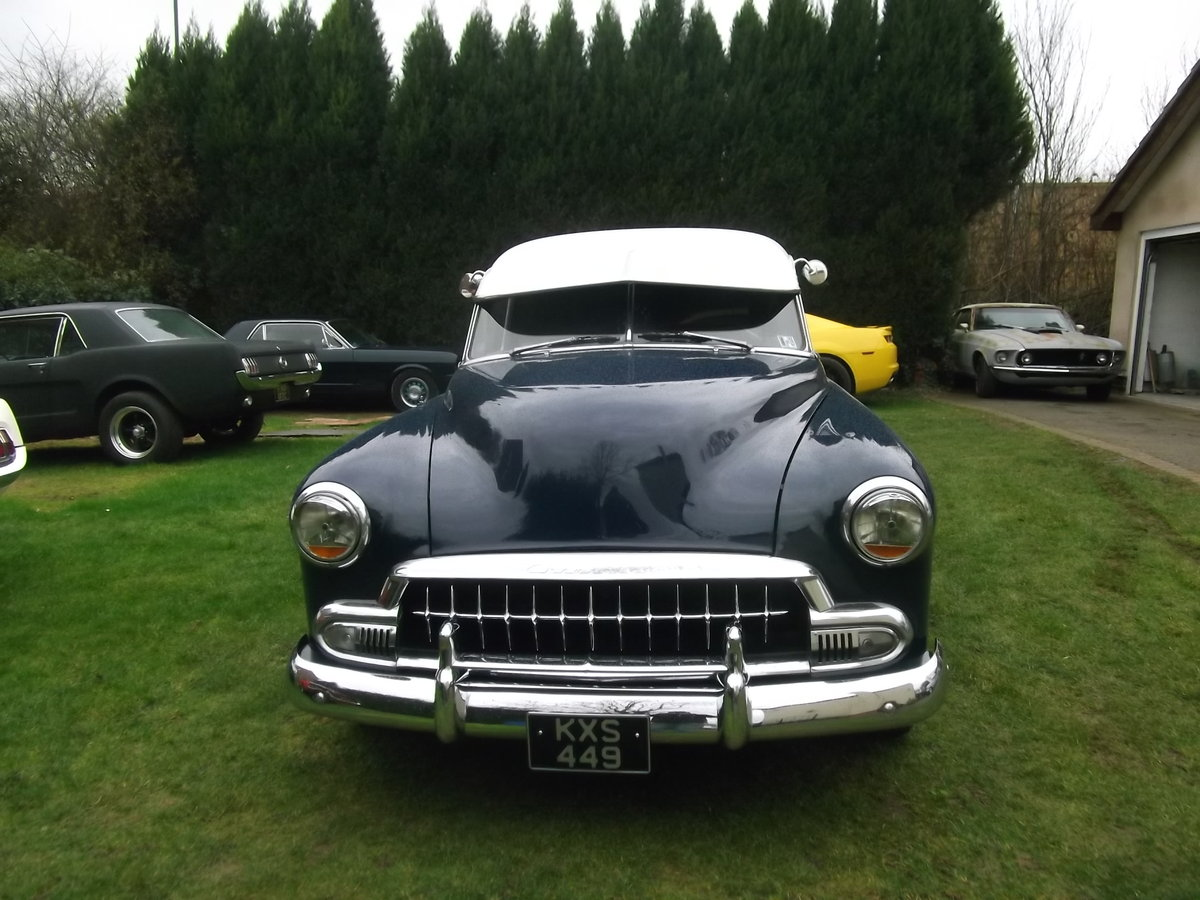 1951  Chevy StyleLine 2 dr,Coupe350 V8, Automatic, Power Steering SOLD (picture 1 of 6)