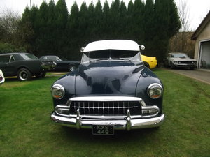 1951  Chevy StyleLine 2 dr,Coupe350 V8, Automatic, Power Steering SOLD