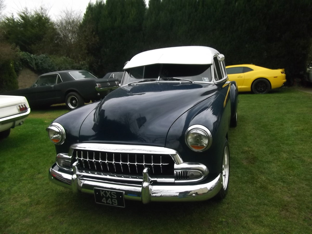 1951  Chevy StyleLine 2 dr,Coupe350 V8, Automatic, Power Steering SOLD (picture 6 of 6)