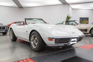 1970 Chevrolet Corvette (C3) Cabrio  SOLD