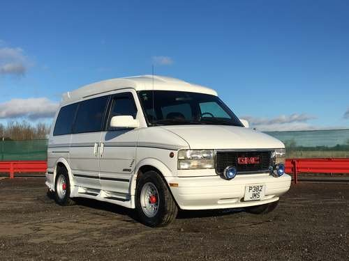 1996 Chevrolet Astro Van at Morris Leslie Auction 23rd February SOLD by Auction (picture 1 of 6)
