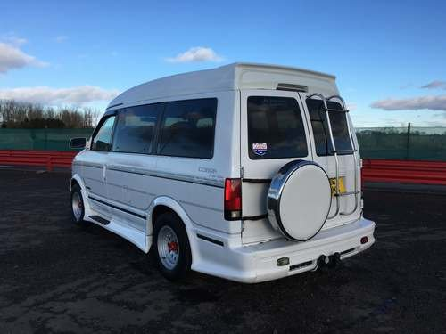 1996 Chevrolet Astro Van at Morris Leslie Auction 23rd February SOLD by Auction (picture 2 of 6)