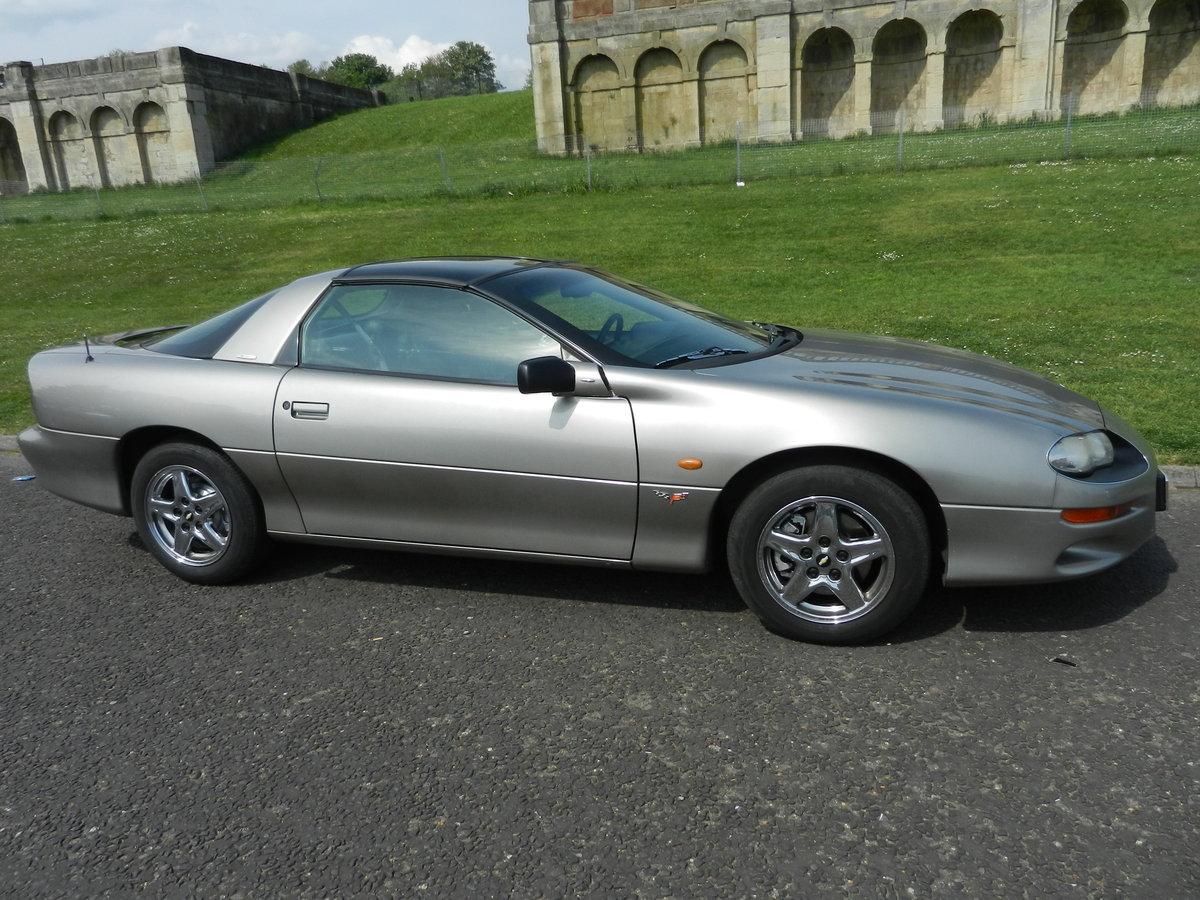 2000 Chevrolet Camaro 3.8L V6 Auto T Top Targa For Sale (picture 1 of 6)