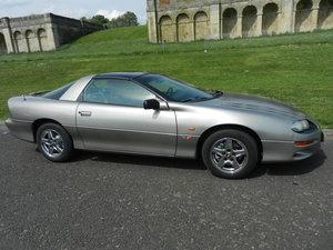 2000 Chevrolet Camaro 3.8L V6 Auto T Top Targa
