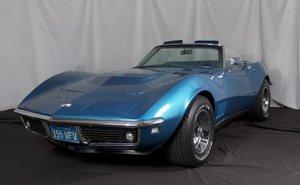 1968 Chevrolet Corvette Roadster = 427 Manaul Blue $34.9k For Sale