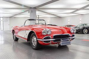 1962 Chevrolet Corvette (C1) Cabrio *9 march* RETRO CLASSICS