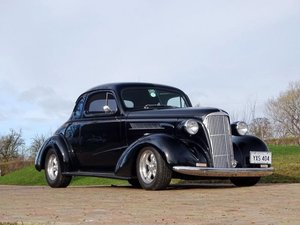 1937 Chevrolet Custom 5-Window Coupe For Sale by Auction