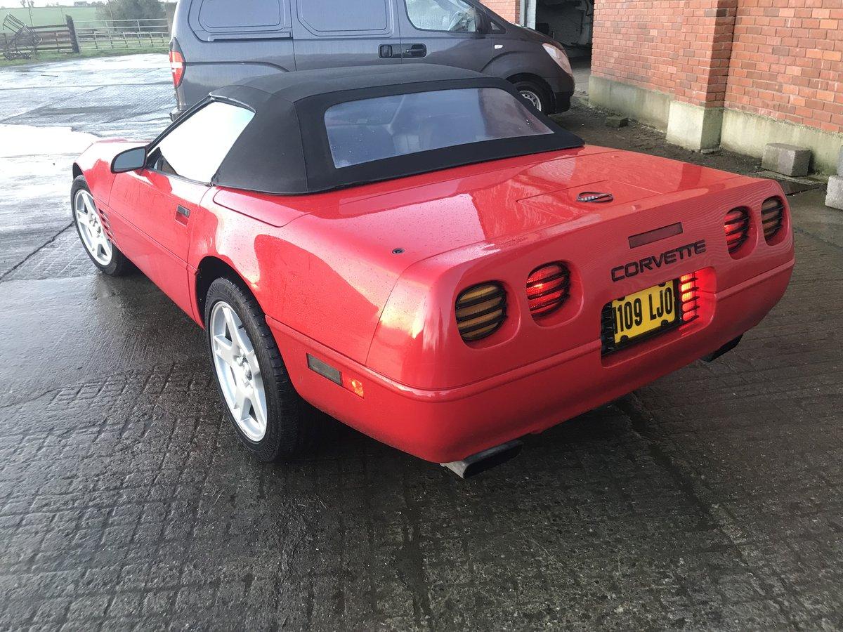 Corvette c4 1992 For Sale (picture 2 of 6)