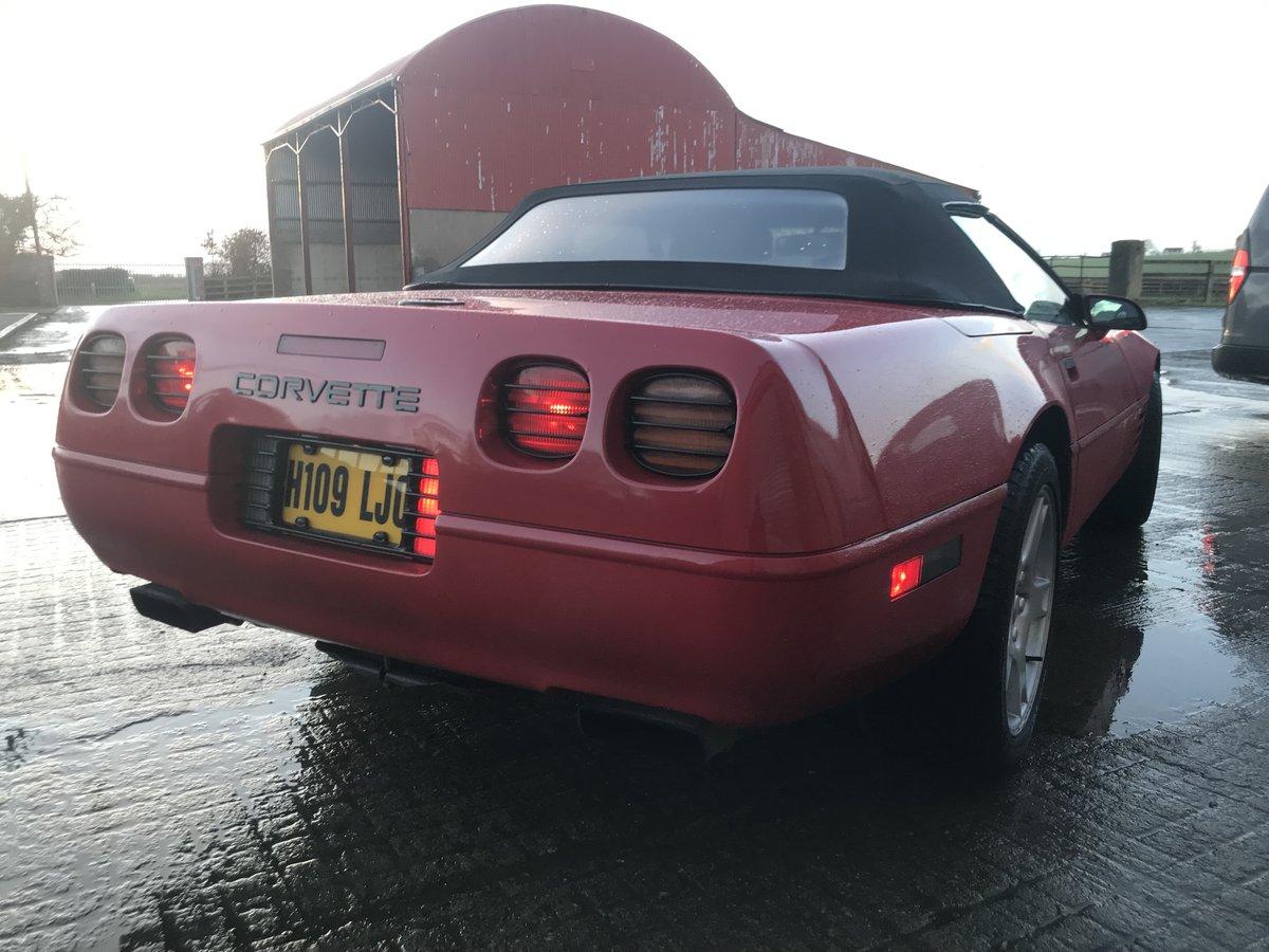 Corvette c4 1992 For Sale (picture 3 of 6)