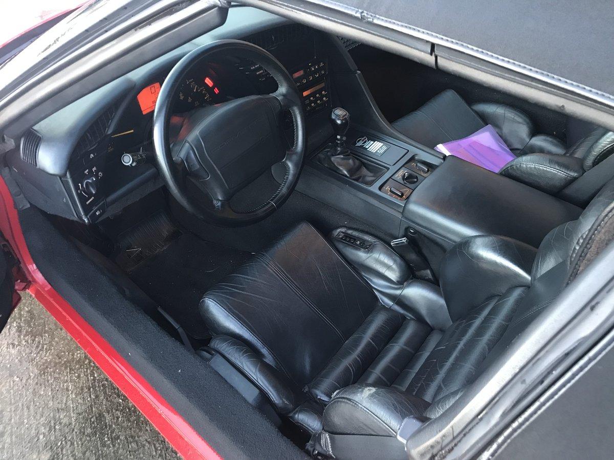 Corvette c4 1992 For Sale (picture 5 of 6)