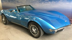 Picture of 1968 Chevrolet Corvette 5.7 V8 Convertible SOLD