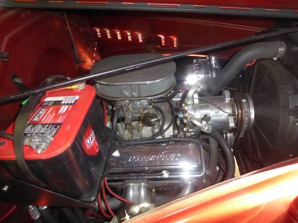 1939 Chevrolet Master 85 Coupe = Custom AC Air Ride $42.5k For Sale (picture 6 of 6)
