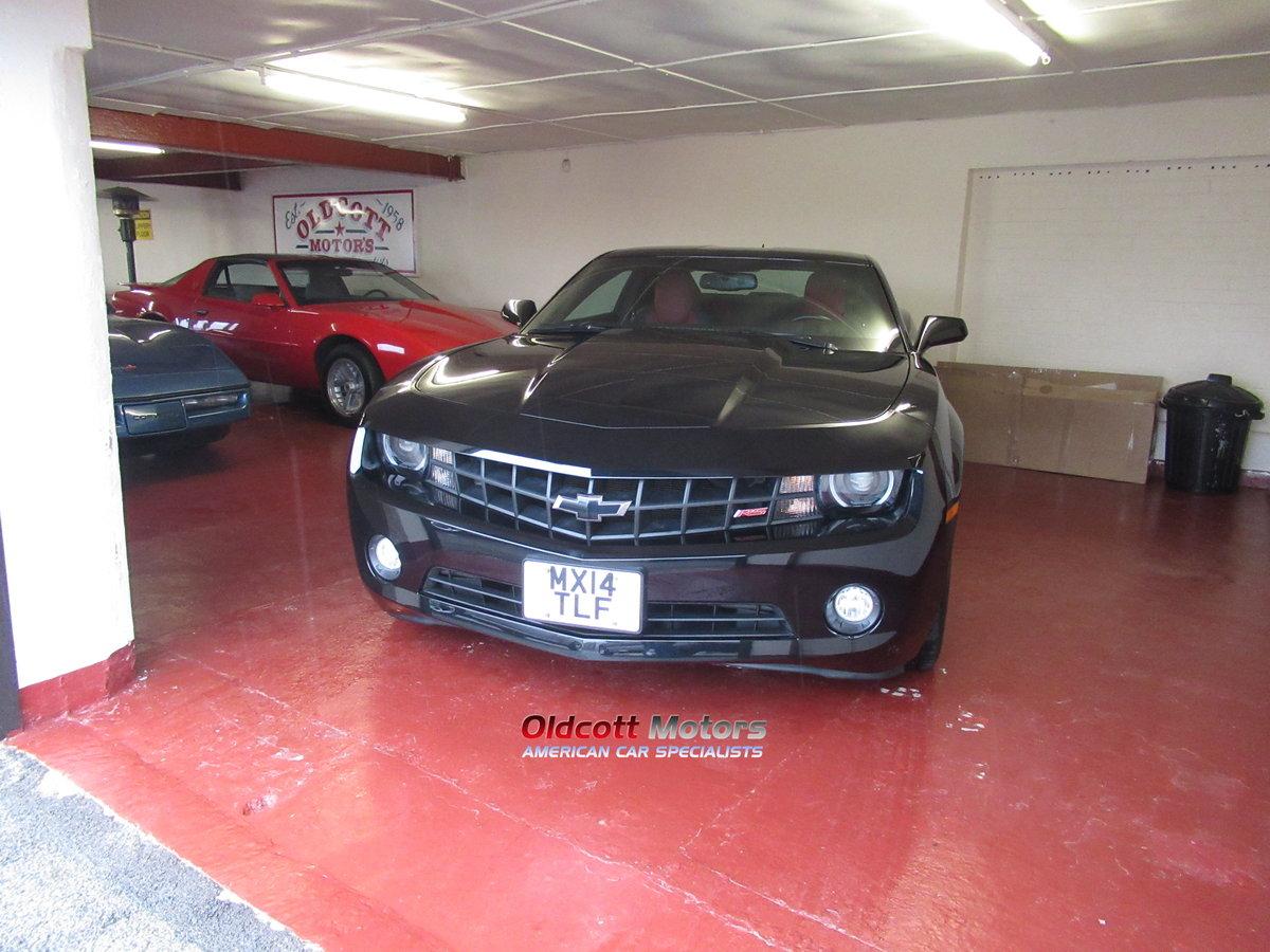 2014 chevrolet camaro 3.6 litre v6 auto SOLD (picture 2 of 6)