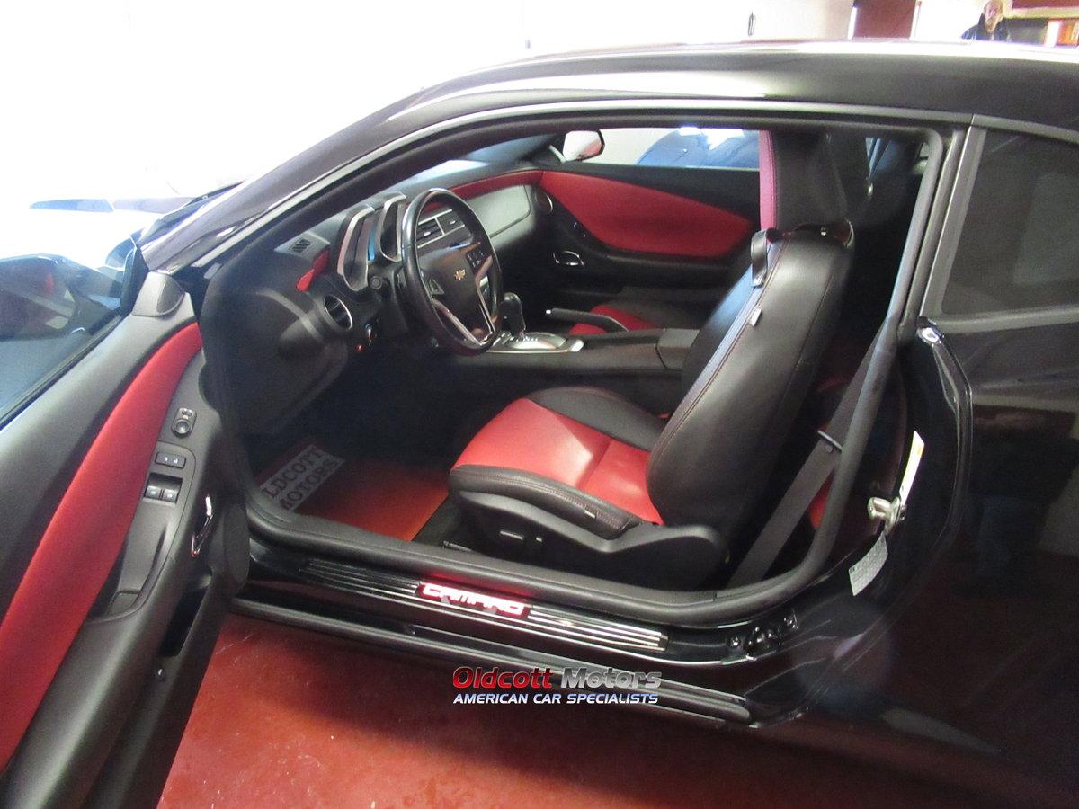 2014 chevrolet camaro 3.6 litre v6 auto SOLD (picture 3 of 6)