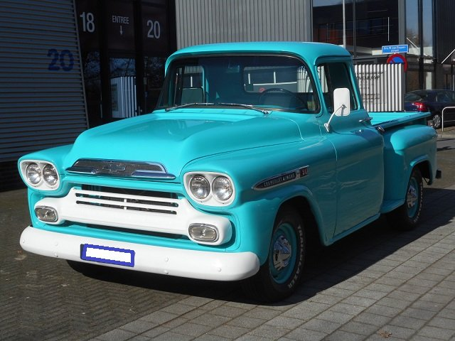 1959 CHEVROLET APACHE 3100 PICK-UP For Sale (picture 1 of 6)