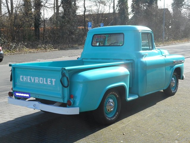1959 CHEVROLET APACHE 3100 PICK-UP For Sale (picture 2 of 6)