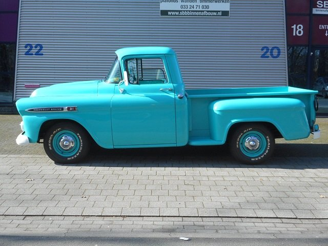 1959 CHEVROLET APACHE 3100 PICK-UP For Sale (picture 3 of 6)