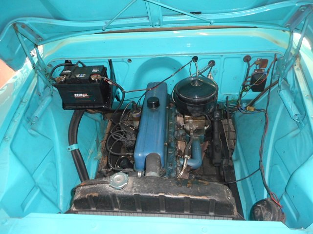 1959 CHEVROLET APACHE 3100 PICK-UP For Sale (picture 5 of 6)