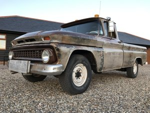 1963 Chevy Pickup Truck