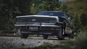 Fully Restored 1968 Chevrolet Camaro RS / SS L48 3 For Sale