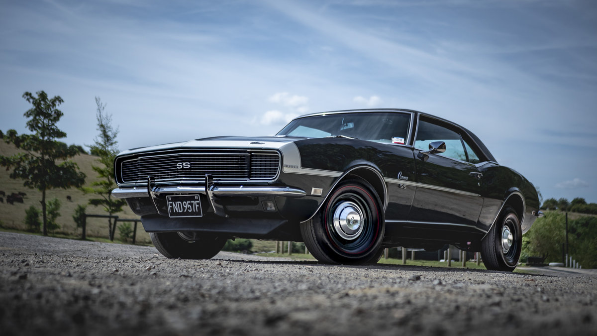 Fully Restored 1968 Chevrolet Camaro RS / SS L48 3 For Sale (picture 2 of 6)