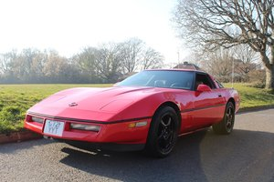 Chevrolet Corvette 1990 - To be auctioned 26-04-19 For Sale by Auction