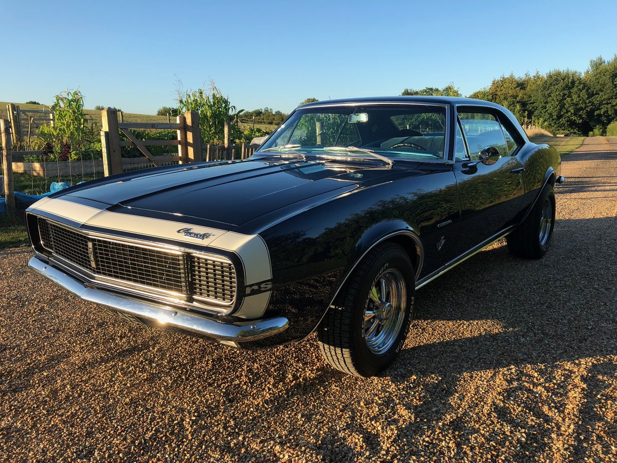 1966 First Generation Camaro Rs 327 Coupe For Sale Car And