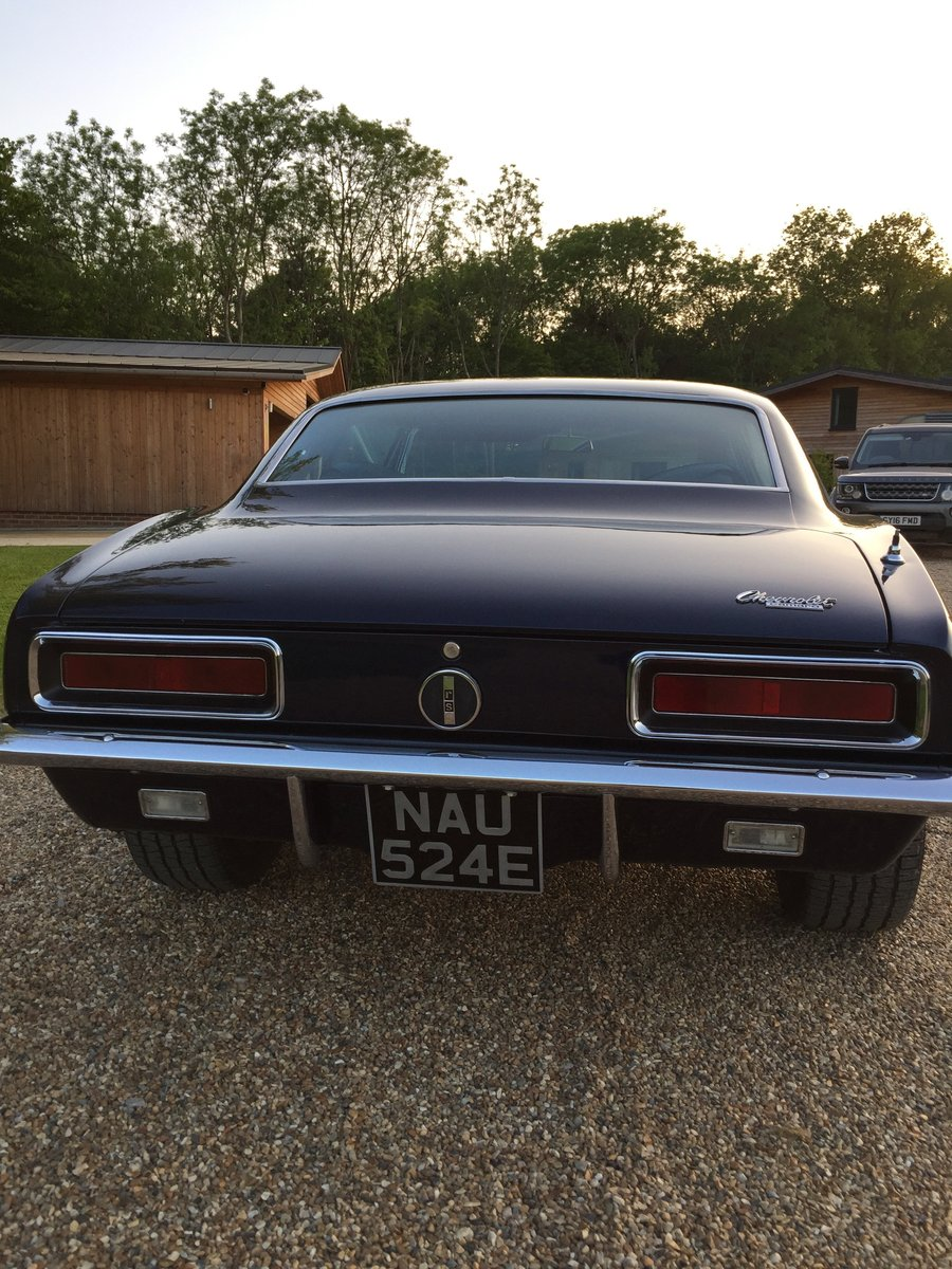 1966 First generation Camaro RS 327 Coupe For Sale (picture 4 of 6)