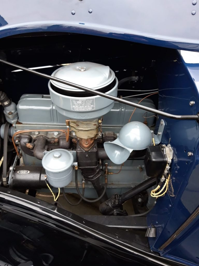 1936 Chevrolet Pick-Up , immaculate , fully restored 6 Cilinder For Sale (picture 4 of 6)