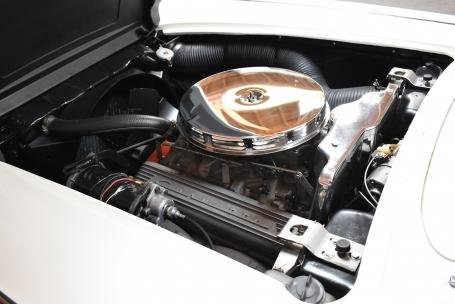 1959 Corvette Roadster = 283 Auto Clean Ivory $78.5k For Sale (picture 6 of 6)