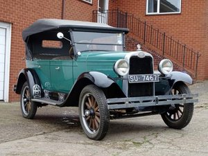 1927 Chevrolet Capitol Tourer For Sale by Auction