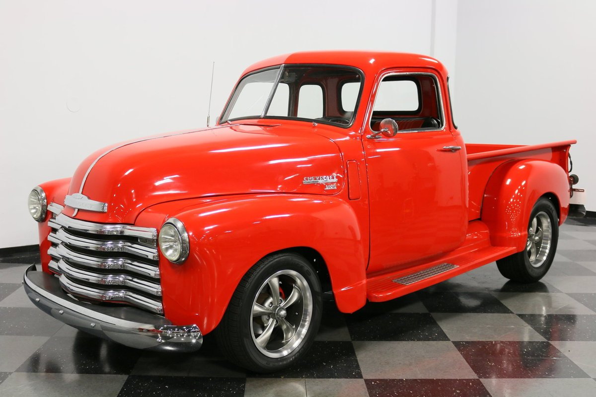 1950 Chevrolet 3100 Pickup For Sale (picture 1 of 6)