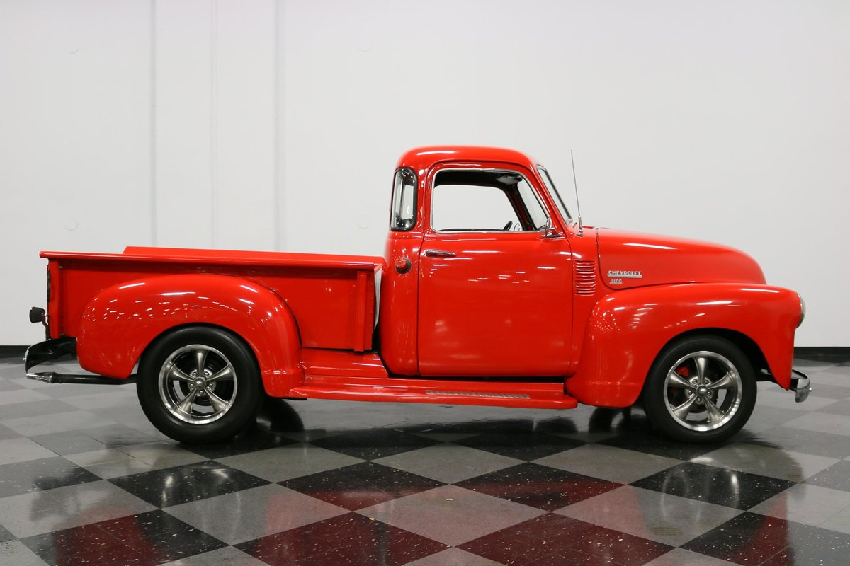 1950 Chevrolet 3100 Pickup For Sale (picture 2 of 6)