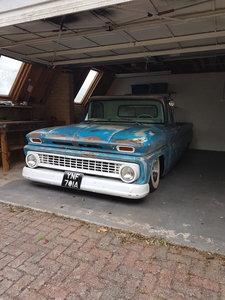 1963 chevrolet c20 v8 pickup airride