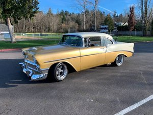 1956 Chevrolet 210 = Custom Hot(~)Rod 1.5k miles $56k For Sale