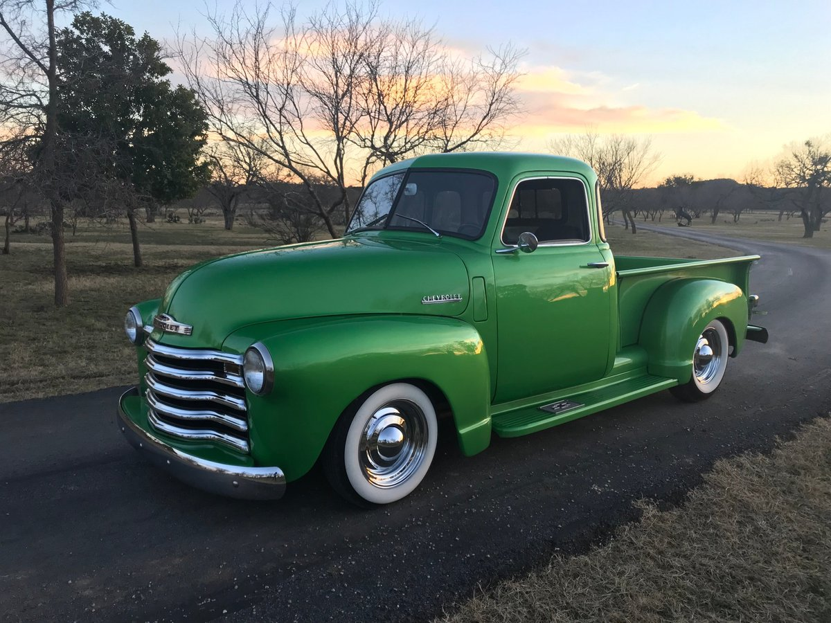 1950 Chevrolet 3100 5-W Pickup For Sale (picture 1 of 6)