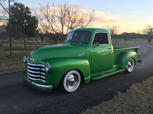 1950 Chevrolet 3100 5-W Pickup For Sale