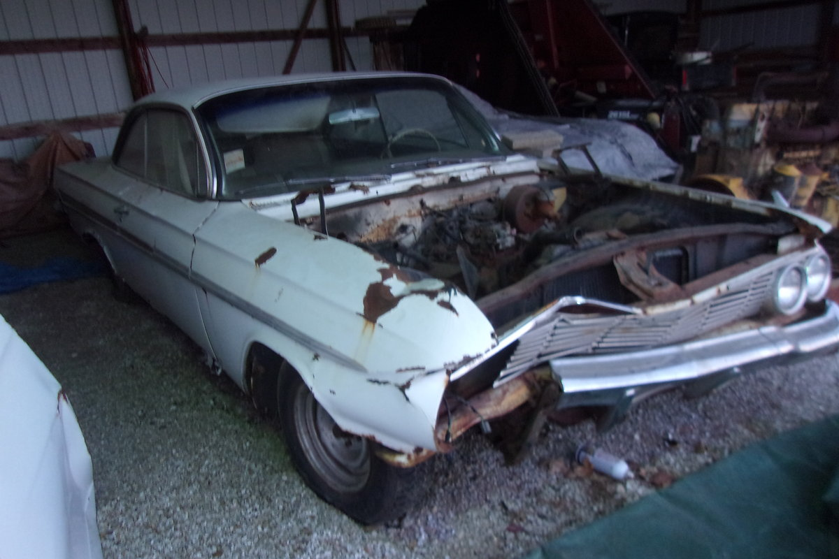 1961 Chevrolet Impala 2dr HT (Bubbletop)  For Sale (picture 2 of 6)