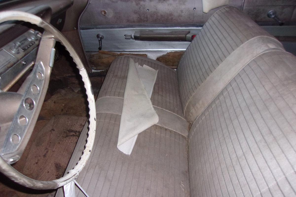 1961 Chevrolet Impala 2dr HT (Bubbletop) For Sale (picture 3 of 6)