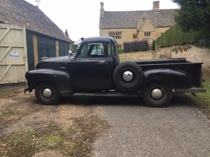 1953 Chevrolet 3100 Pick Up For Sale
