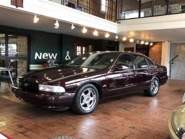 1995 Chevrolet Impala SS = Fast Supercharged LT1 $18.9k For Sale