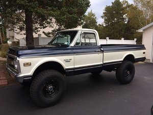 1970 Chevrolet C-10 (Queensbury, Ny) $29,999 obo For Sale