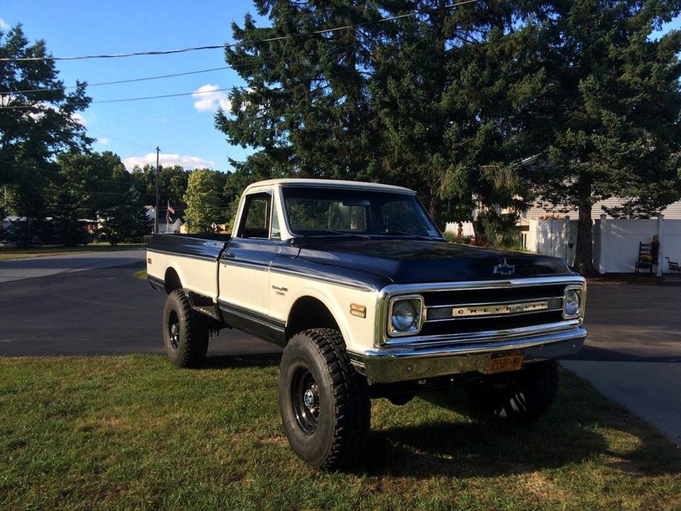 1970 Chevrolet C-10 (Queensbury, Ny) $29,999 obo For Sale (picture 3 of 6)