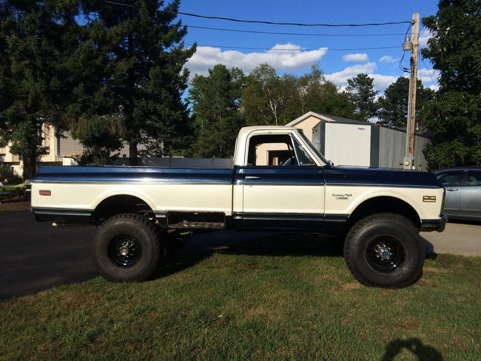 1970 Chevrolet C-10 (Queensbury, Ny) $29,999 obo For Sale (picture 4 of 6)