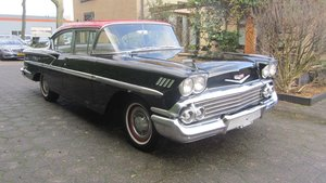 Chevrolet Bel Air V 8 1958 Nice Car & 50 USA Classics For Sale