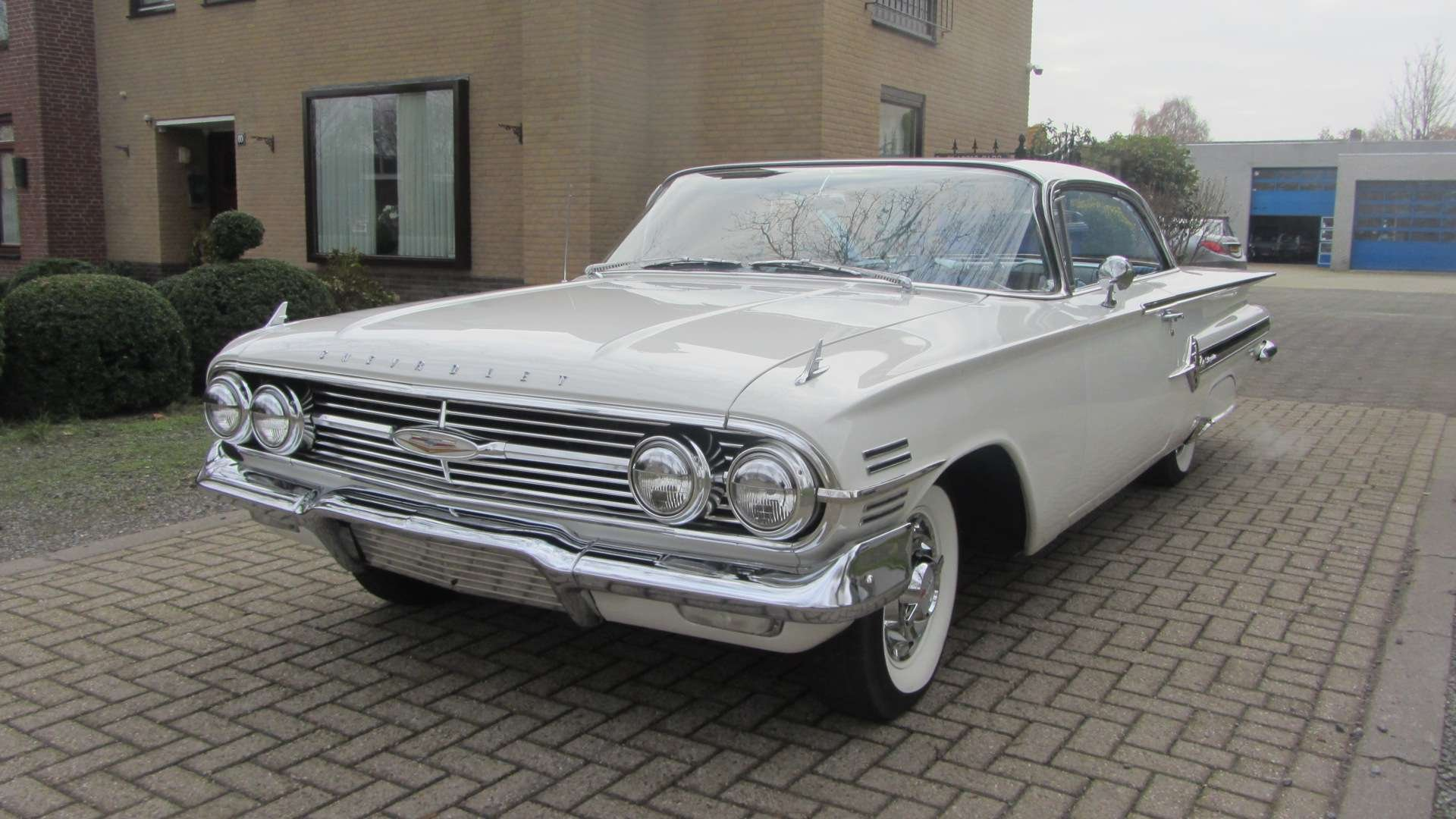Chevrolet impala Coupe 1960 New Car & 50 USA Classics For Sale (picture 3 of 6)