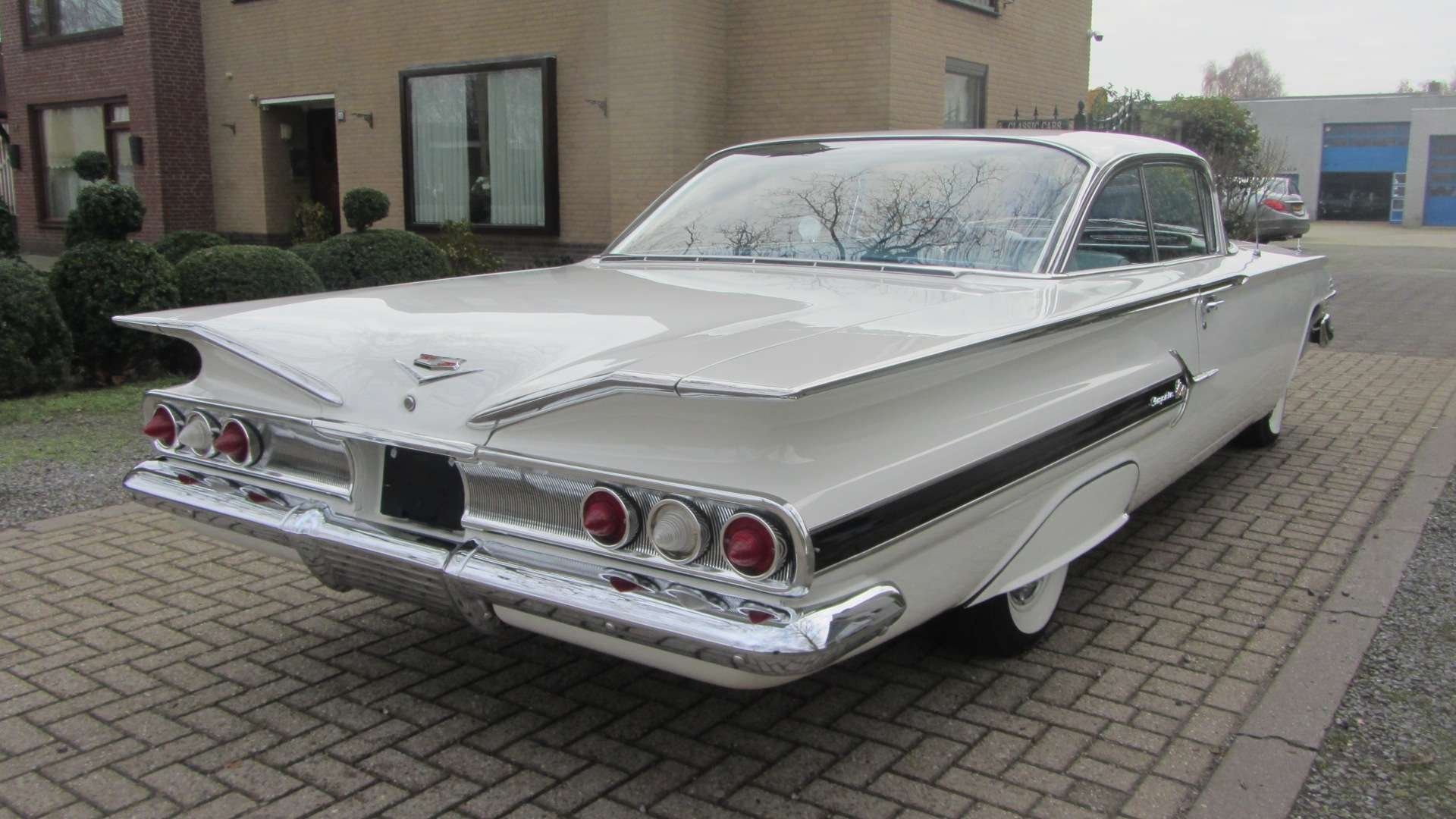 Chevrolet impala Coupe 1960 New Car & 50 USA Classics For Sale (picture 4 of 6)