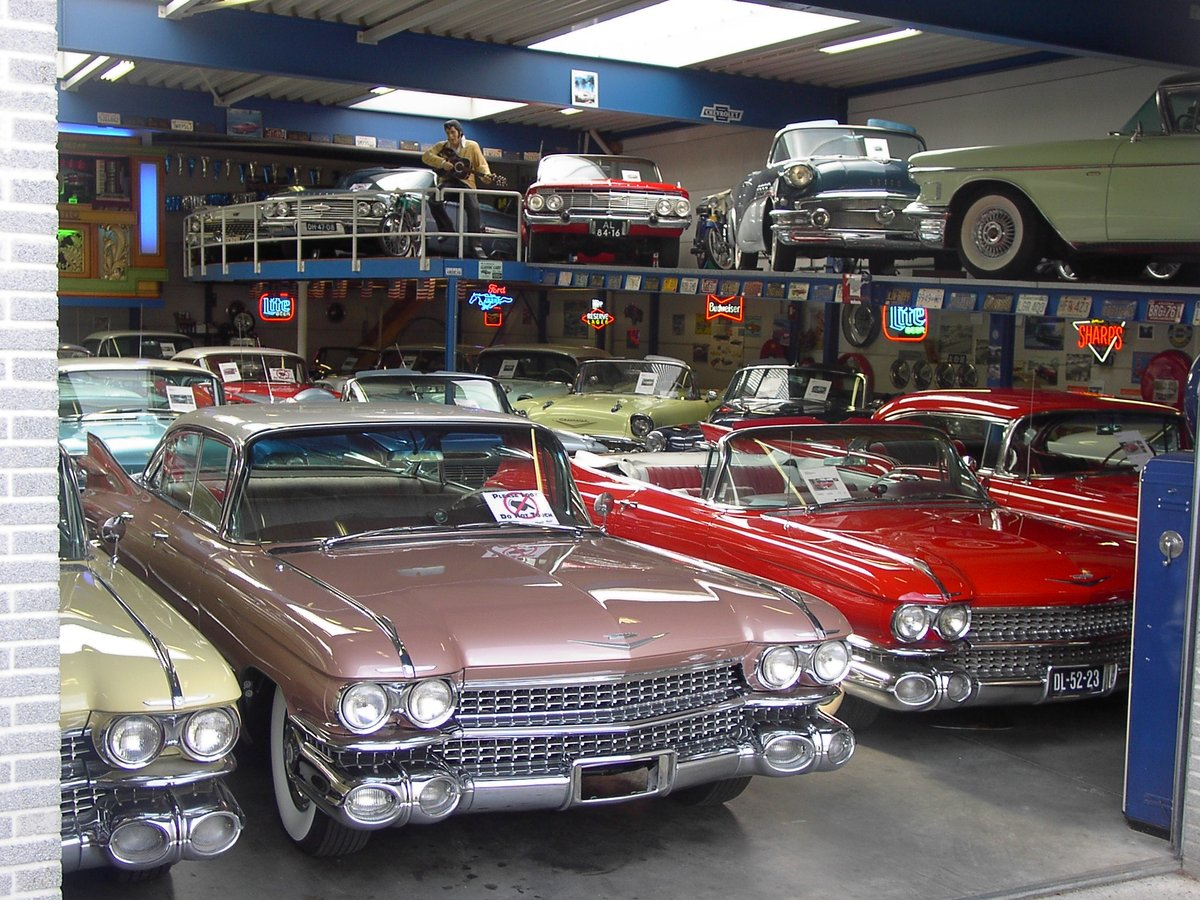 Chevrolet impala Coupe 1960 New Car & 50 USA Classics For Sale (picture 6 of 6)