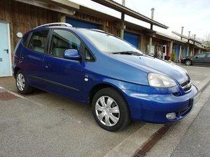 2007 Chevrolet Tacuma 1.6 SX ** £495 ** SOLD